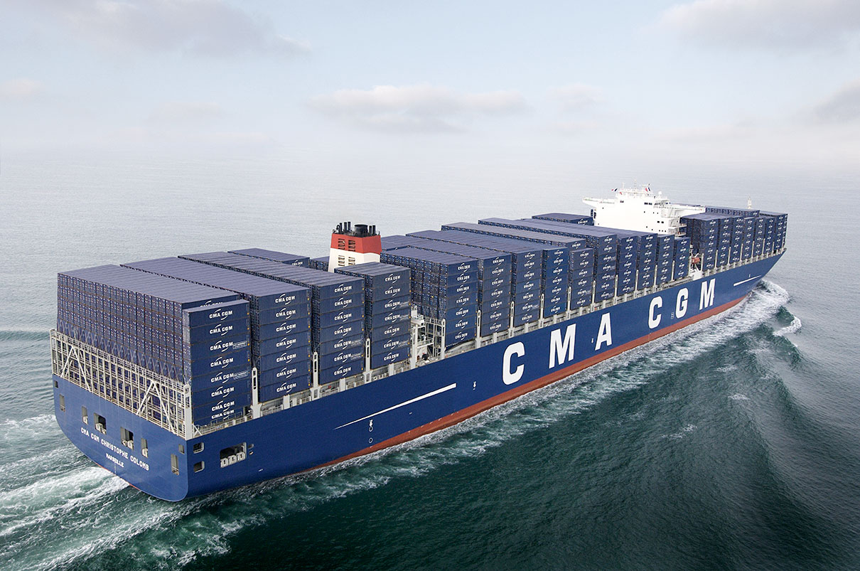 CMA CGM | Freight Shipping Companies | Group