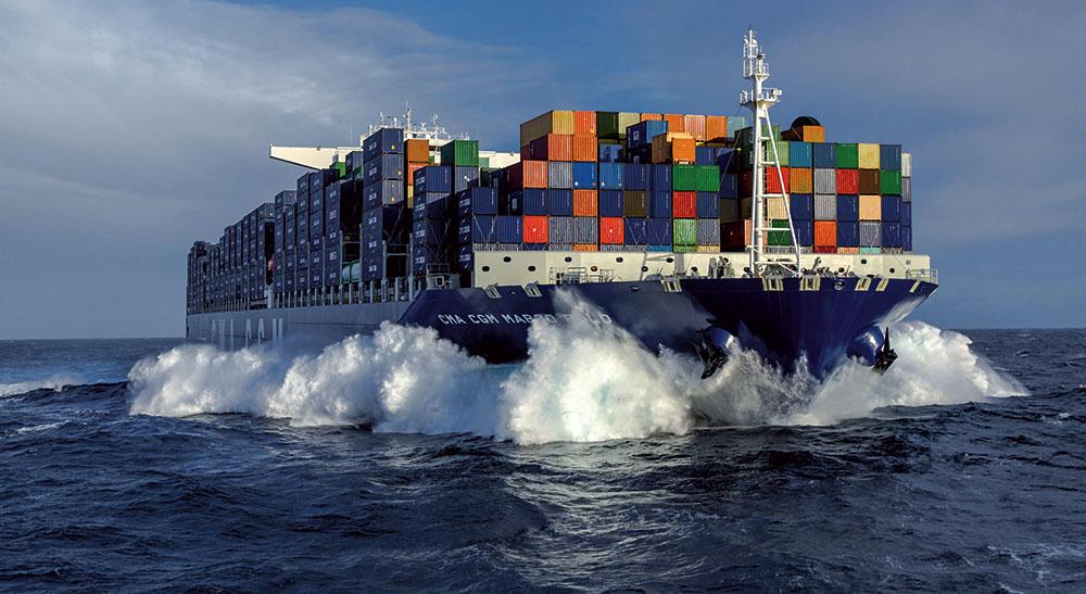 CMA CGM | Freight Shipping Companies | Job | New Buildings
