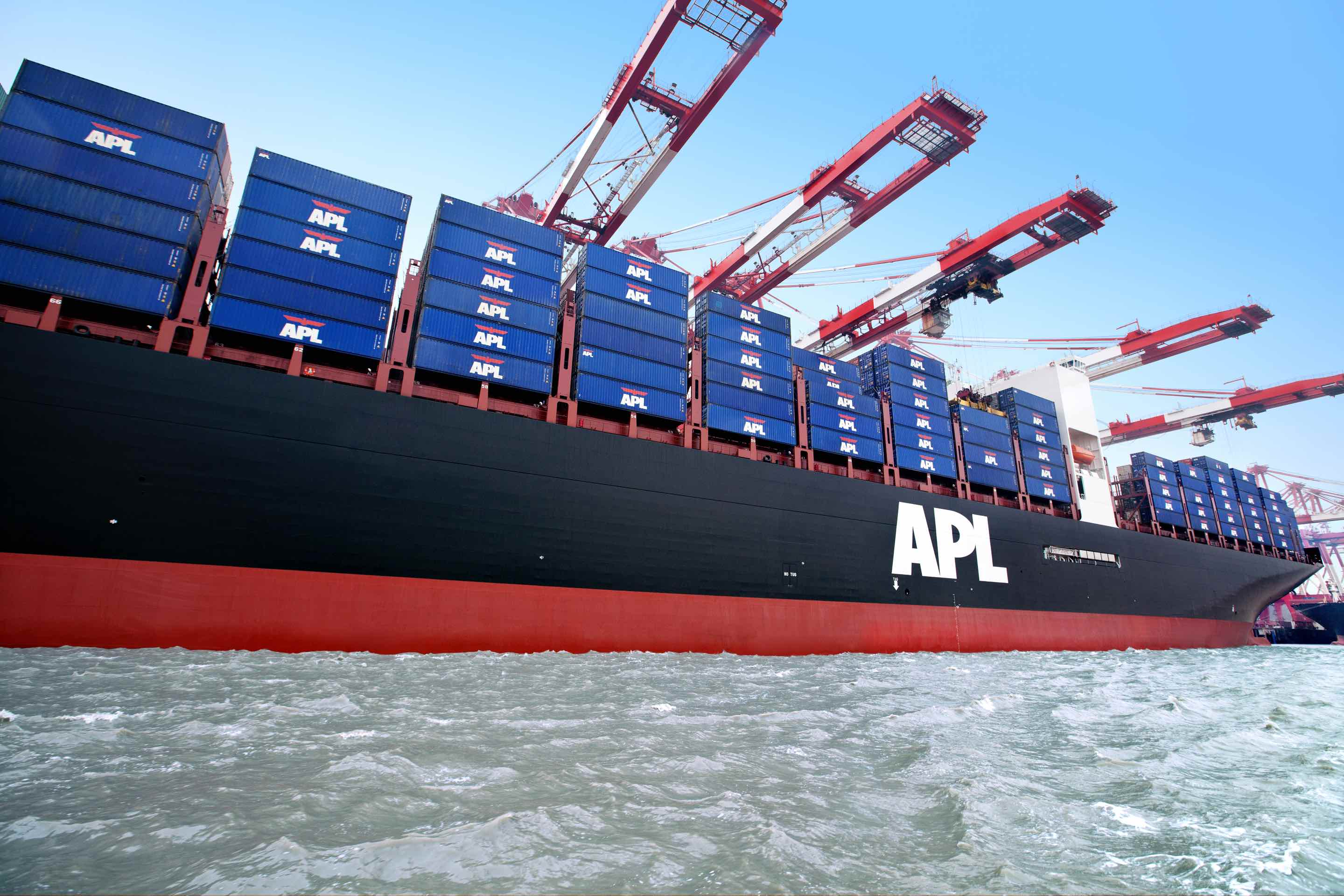 CMA CGM | Freight Shipping Companies | Brands
