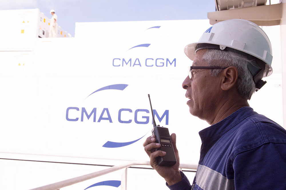 CMA CGM | Freight Shipping Companies | Job | Supply Chain