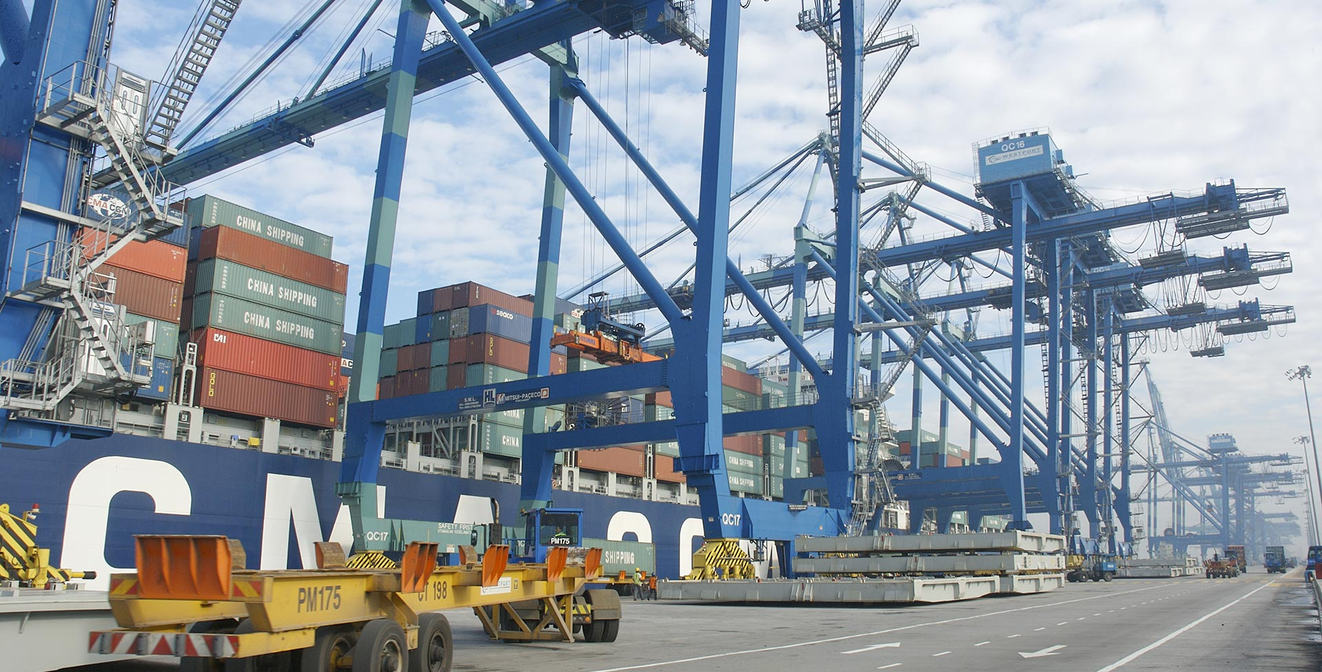 CMA CGM   Freight Shipping Companies   Terminals